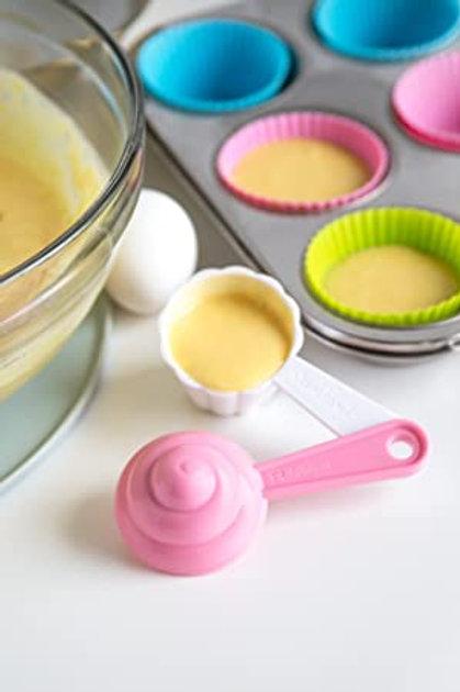 Bakelicious Cupcake Batter Spoon