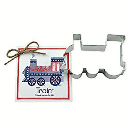 TRAIN COOKIE AND FONDANT CUTTER