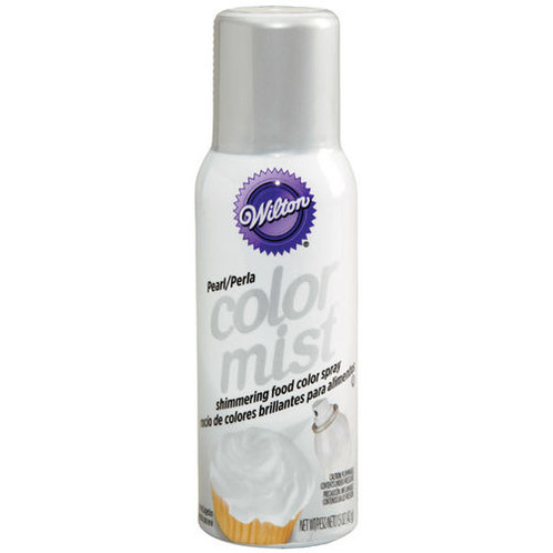 WILTON COLOR MIST PEARL FOOD COLORING SPRAY