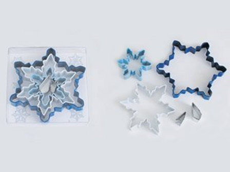 copy of SNOWFLAKE COOKIE CUTTER