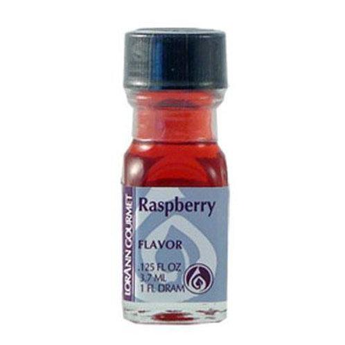 Raspberry Flavor Lorann Oils 1 Dram