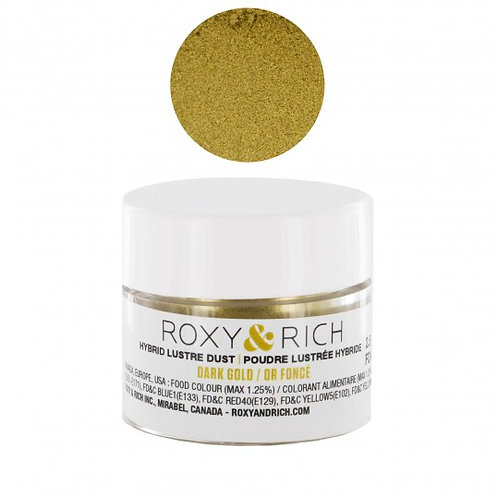 Hybrid Lustre Dust dark gold 2.5g roxy&rich