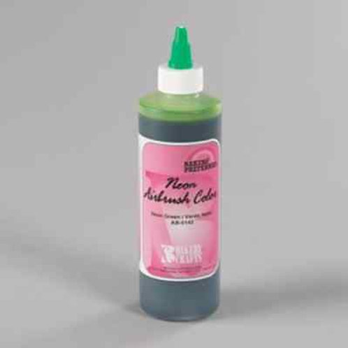 NEON GREEN BAKERY CRAFTS AIRBRUSH COLOR