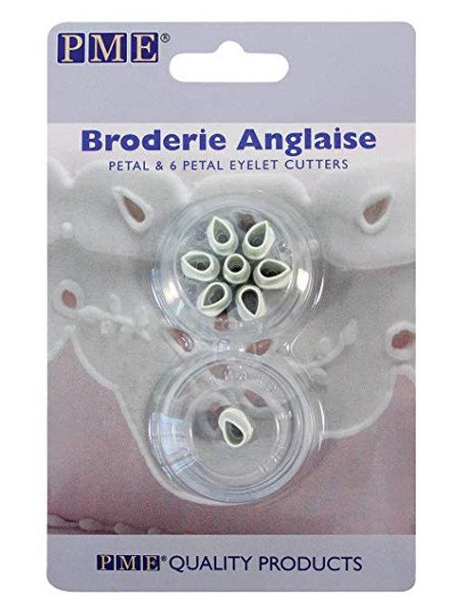 PME 6-Petal Eyelet Cutters