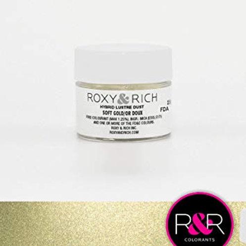 Hybrid Lustre Dust soft gold 2.5g roxy&rich
