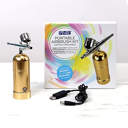 Portable Air brush Kit USB Rechargeable