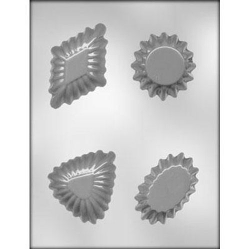 DESSERT CUP ASSORTMENT CHOCOLATE MOLD