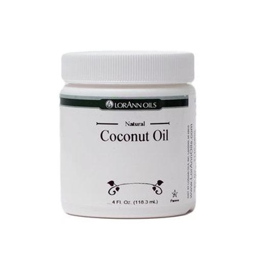 Lorann Coconut oil 4 Fl oz