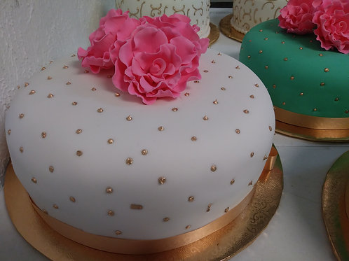 Basic Cake Decorating/Reposteria basica