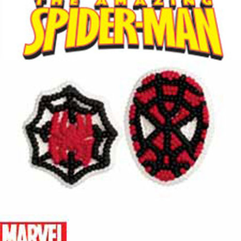 WILTON SPIDER-MAN ICING DECORATIONS