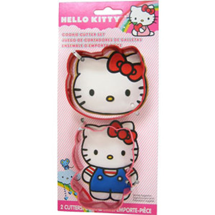 WILTON HELLO KITTY® COOKIE CUTTER SET