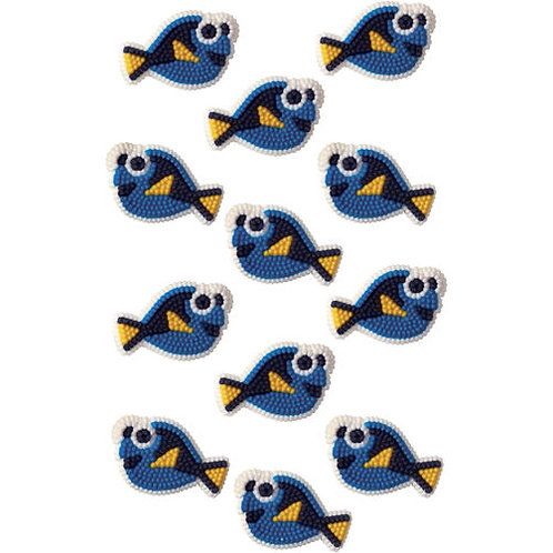 WILTON DISNEY PIXAR FINDING DORY ICING DECORATIONS