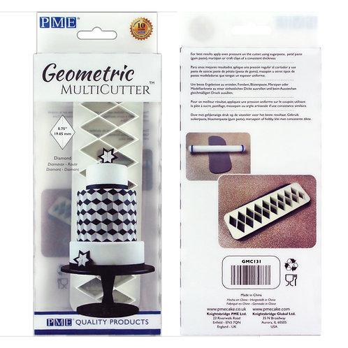 PME Geometric Multicutter Dimond