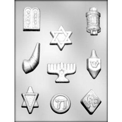JEWISH SYMBOL CHOCOLATE MOLD