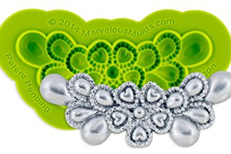 Marvelous Molds Pearl Paragon Mold