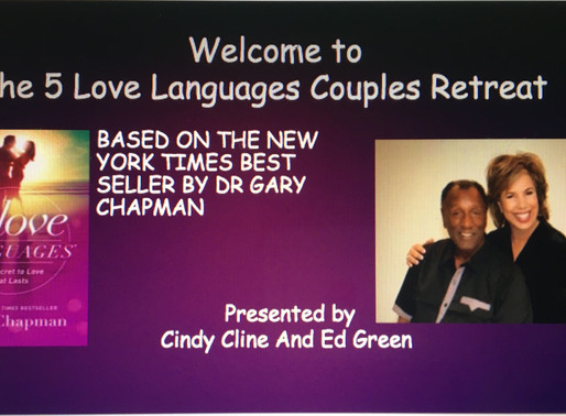 What a wonderful day at The 5 Love Languages Couples Day Retreat on Saturday