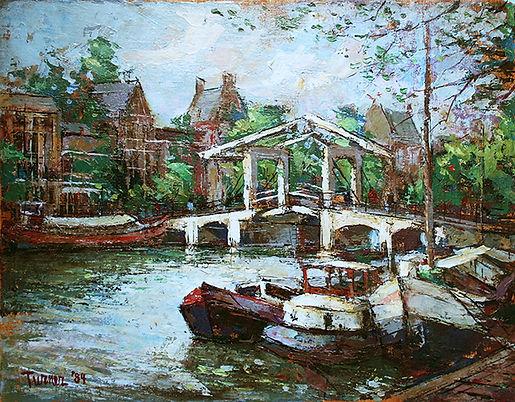 Sloterdijker Brug, Amsterdam
