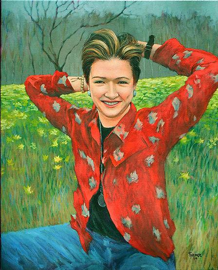 Tonia Portrait