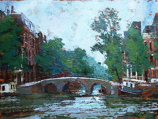 Torensluis Brug, Amsterdam