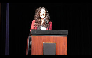 Alyssa McAnany as Keynote Speaker
