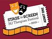NJ Thespian Festival T-Shirt REFERENCE O
