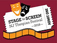 NJ Thespian Festival T-Shirt REFERENCE O