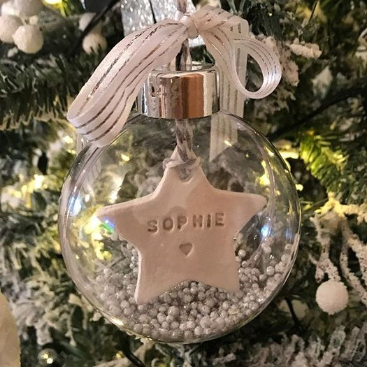 NOW_TAKING_ORDERS_gorgeous_acrylic_bauble_with_personalised_clay_star_or_heart_fully_personalised_up
