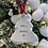 Thumbnail: Personalised Xmas tree with bell detail