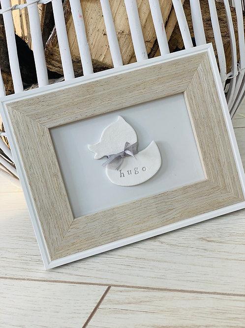 Duck nursery frame