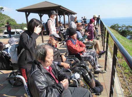 ピアハウス、佐多岬遠足を開催