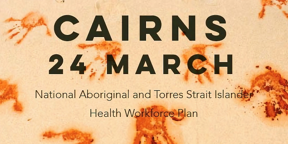 Cairns QLD Regional Workshop