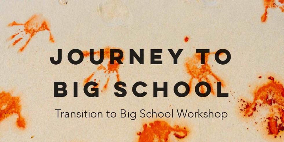 Journey to Big School  Sale