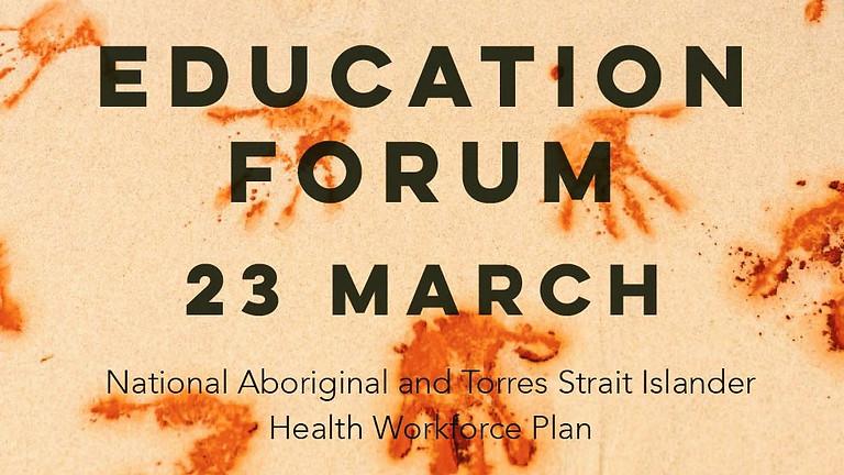 Education Forum - National Workforce Plan