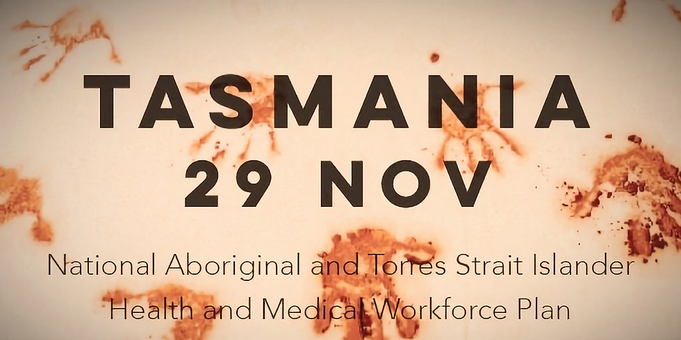 Tasmania Regional Workshop