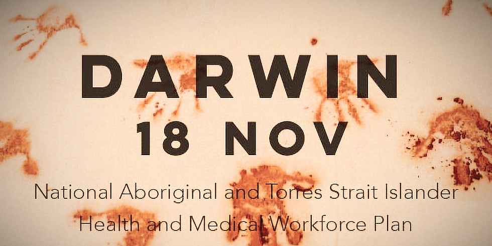 Darwin NT Regional Workshop
