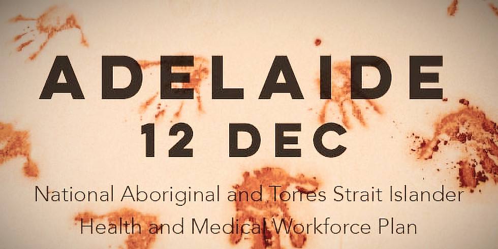 Adelaide SA Regional Workshop