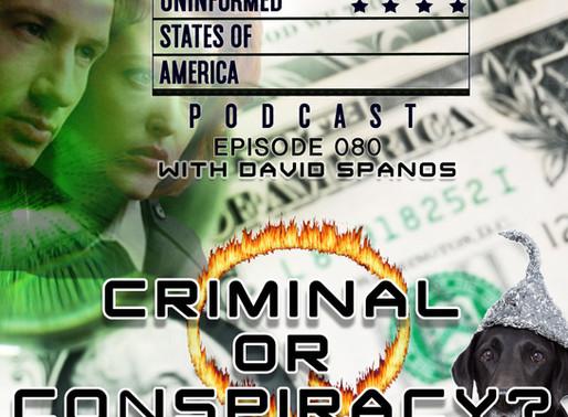 Criminal or Conspiracy