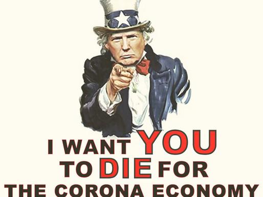 The Corona Economy & A Pandemic History