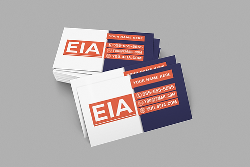 EIA Business Card