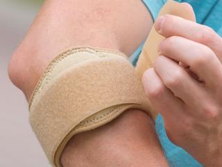 Injury blog: Student's elbow