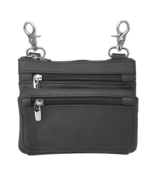 Money Belt Pack With Clips