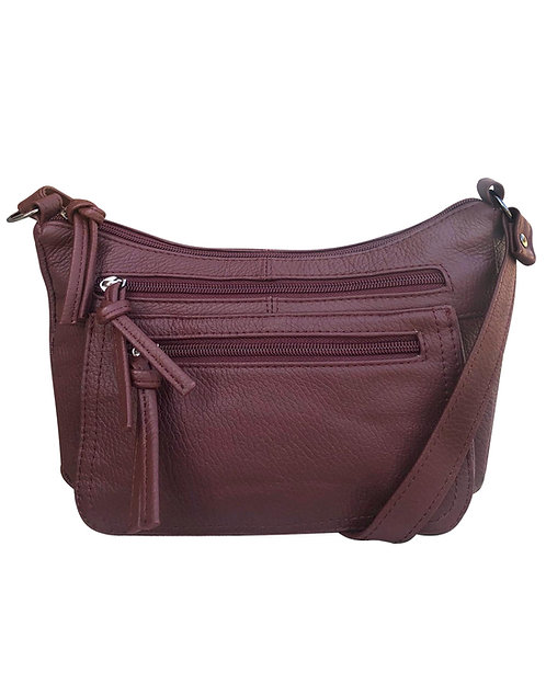 V-Shaped Crossbody