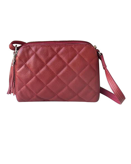 Compact Leather Concealment Purse