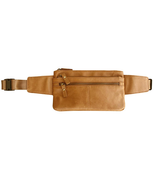 Distressed Vintage Fanny Pack