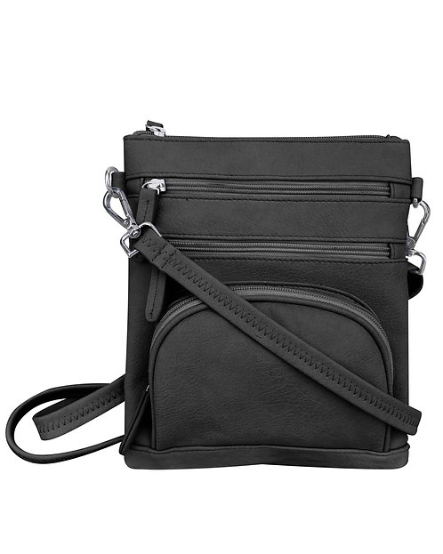 Vegan Leather Large Carry-All