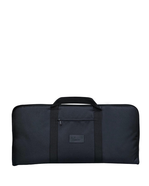 Large Black Nylon Pistol Case
