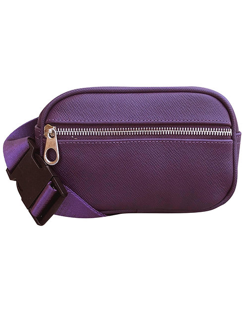 Modern Leather Waist Pack
