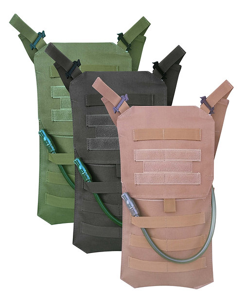Tactical Hydration Packs Front View