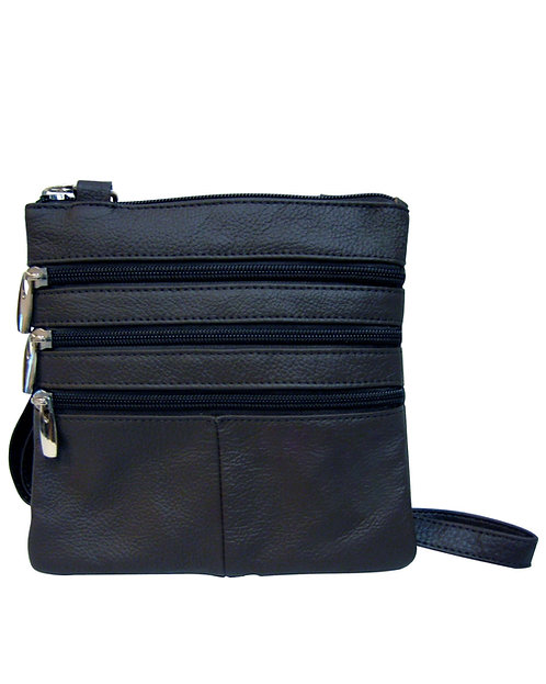 Triple Zip Carry-All