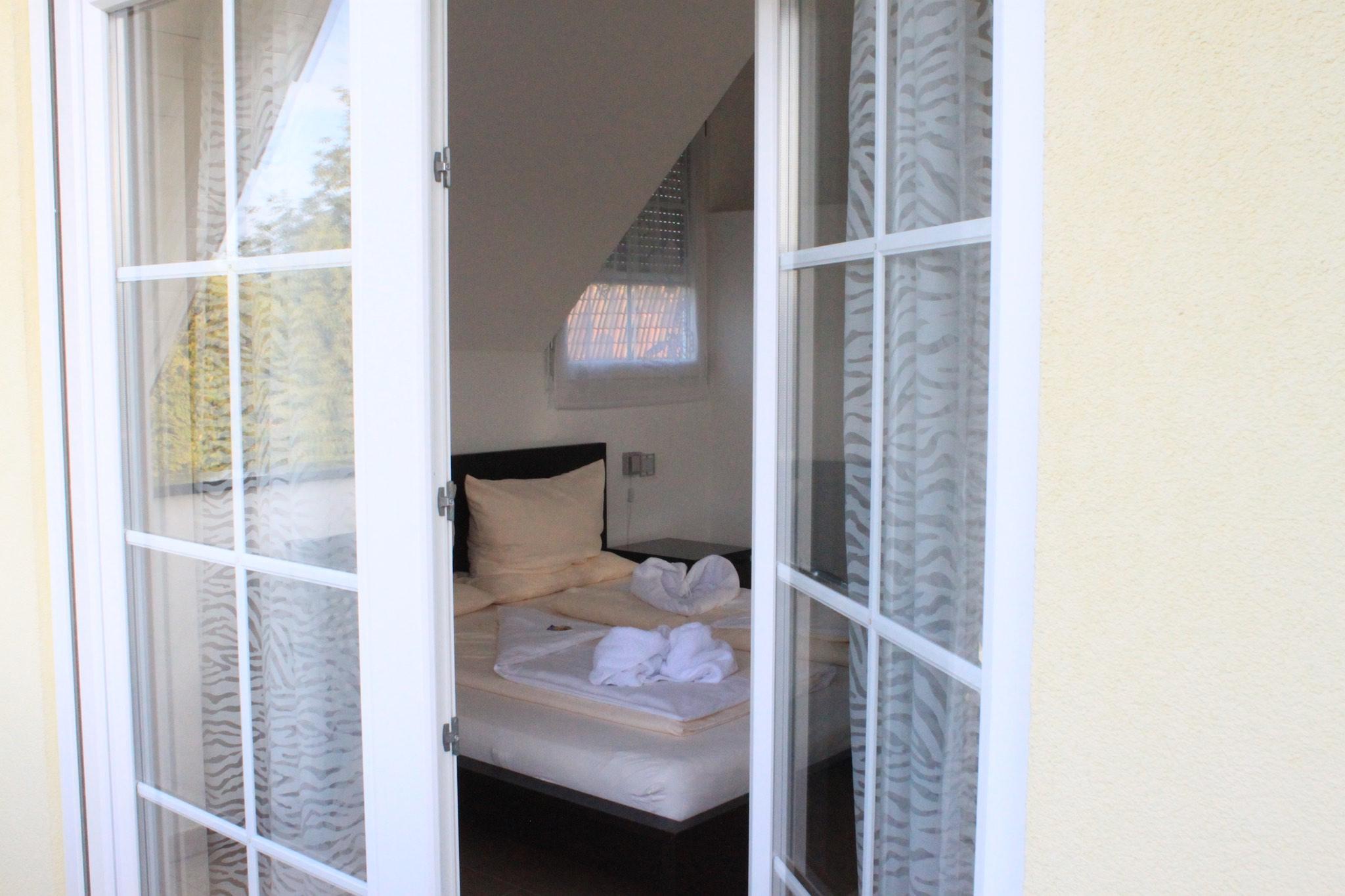 Balkon / Schlafbereich